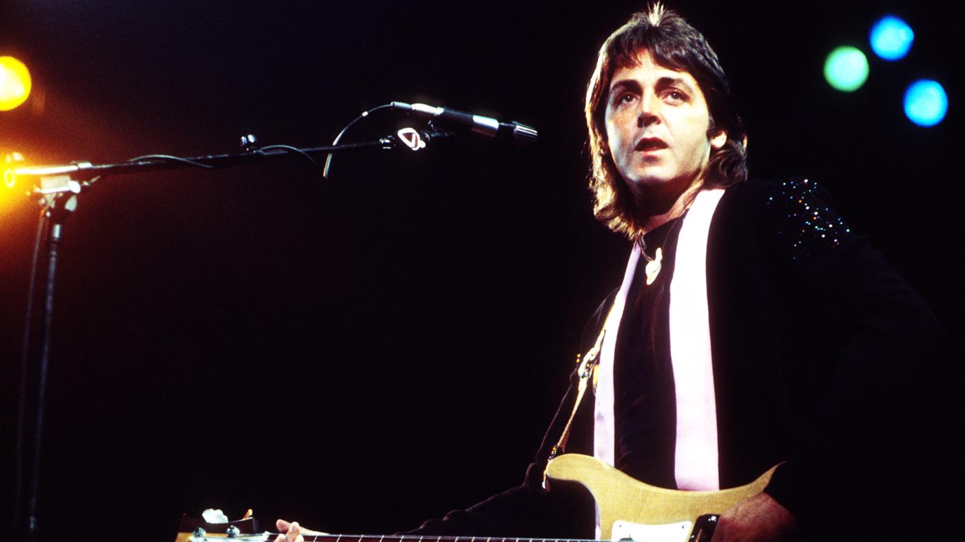 Paul McCartney : ポール・マッカートニー